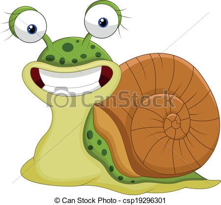 Cute snail clip art clipart panda free clipart images - Clipart escargot ...