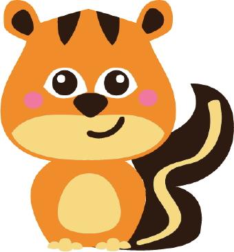 Cute Squirrel Clipart Clipart Panda Free Clipart Images