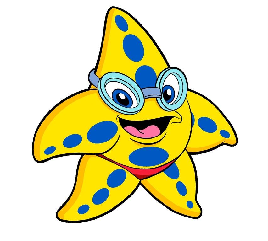Cute Starfish Clip Art Acqej Ld Mi