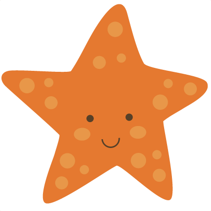 Image result for cute starfish clipart