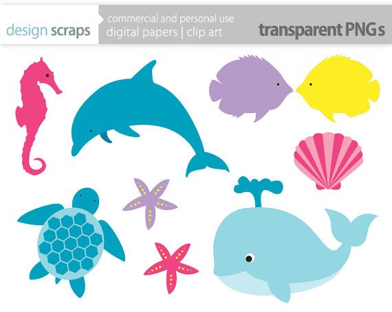 sea life clip art graphics clipart panda free clipart images rh clipartpanda com under the sea clip art shapes under the sea clipart images
