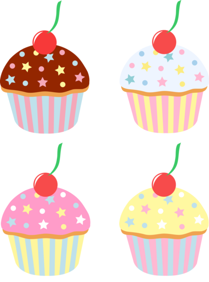 cute cupcakes clipart clipart panda free clipart images Cute Cupcake Clip Art Black and White cute birthday cupcake clipart