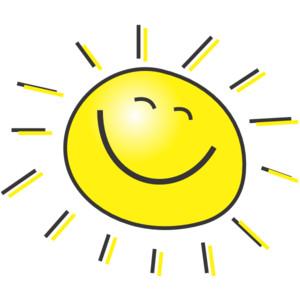 cute sun clipart clipart panda free clipart images rh clipartpanda com Happy Sun Clip Art Sun Face Clip Art