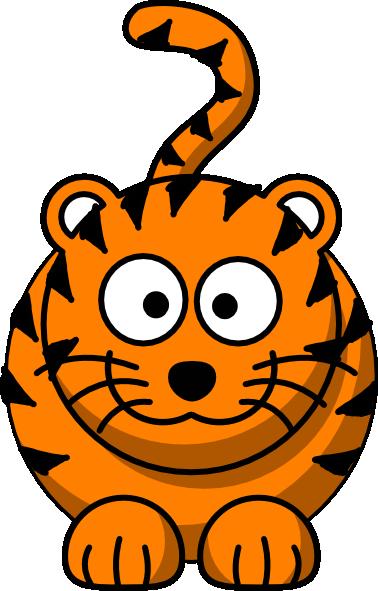 Cute Tiger Face Clip Art | Clipart Panda - Free Clipart Images