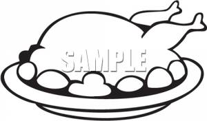 cute%20turkey%20clipart%20black%20and%20white