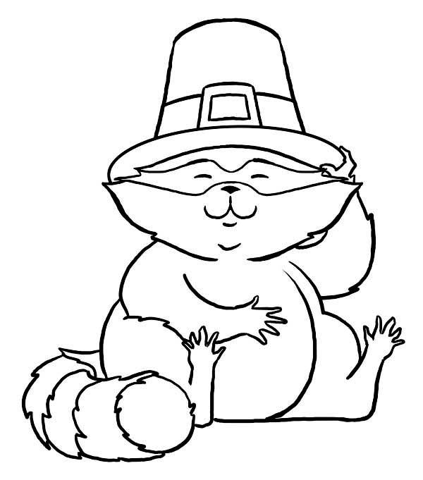 thanksgiving cute coloring pages - photo#46