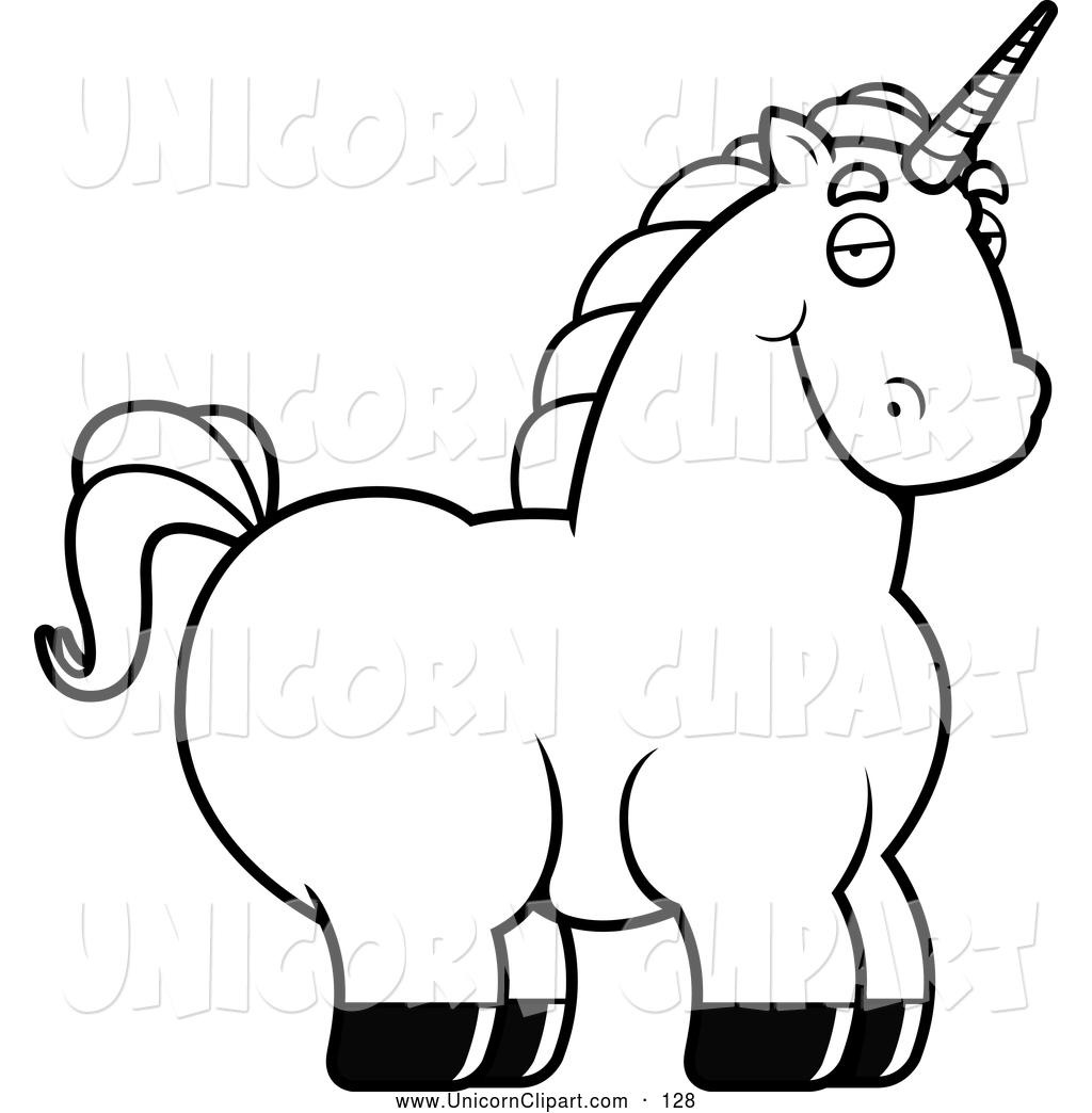 unicorn clipart black and white clipart panda free clipart images