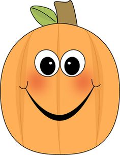 Happy Painted Pumpkin Faces