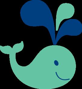 Cute Whale Clip Art | Clipart Panda - Free Clipart Images