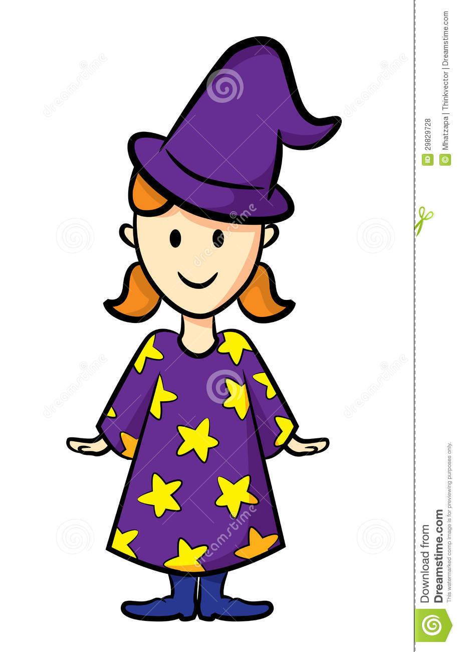 cute-witch-clipart-cute-girl-wearing-witch-costume-29829728 jpgCute Cartoon Witch