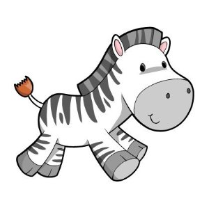 cute zebra clipart clipart panda free clipart images rh clipartpanda com cute zebra clipart black and white cute zebra clipart black and white