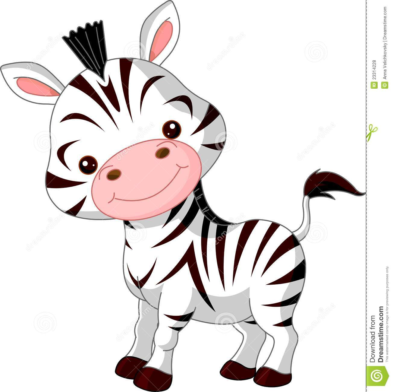 cute zebra clipart clipart panda free clipart images rh clipartpanda com Cute Zebra Drawing cute zebra clipart black and white