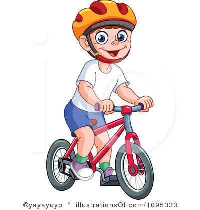 Kids Riding Bikes Clipart | Clipart Panda - Free Clipart Images
