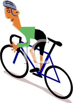 Cyclist Clipart   Clipart Panda - Free Clipart Images
