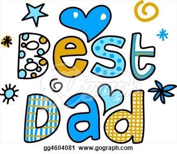 Best Dad Clip Art
