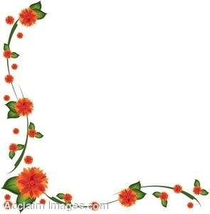 Dahlia Flower Clip Art
