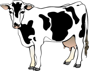 Dairy Clipart Black And White | Clipart Panda - Free Clipart Images