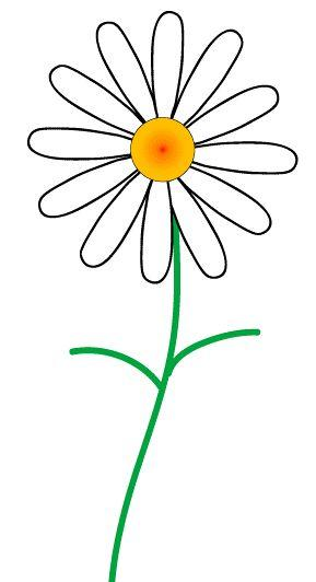 Go Back > Gallery For > Daisy Clipart