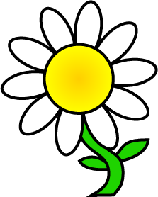 Image result for free clipart daisy