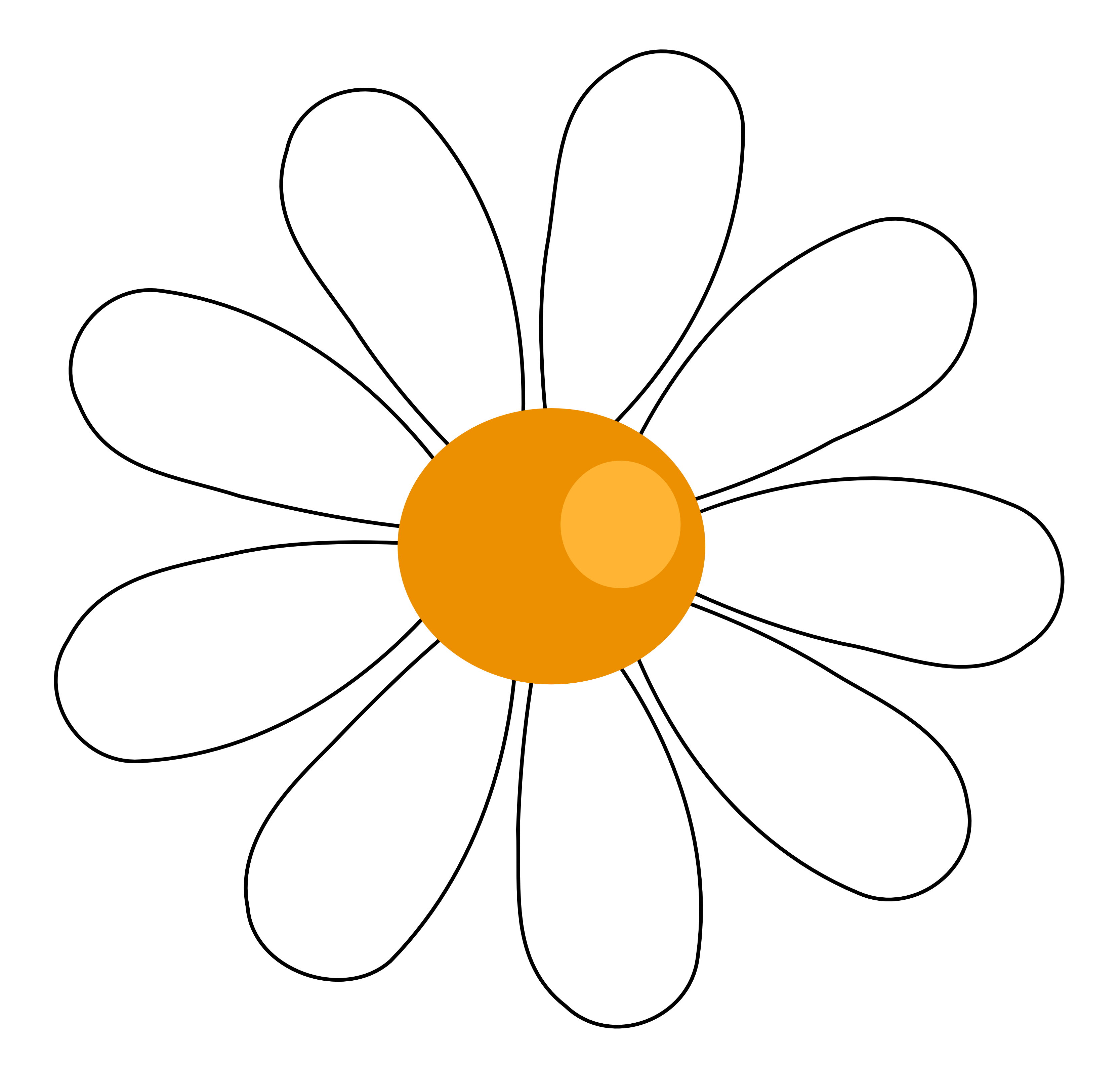 Daisy images clip art | Clipart Panda - Free Clipart Images