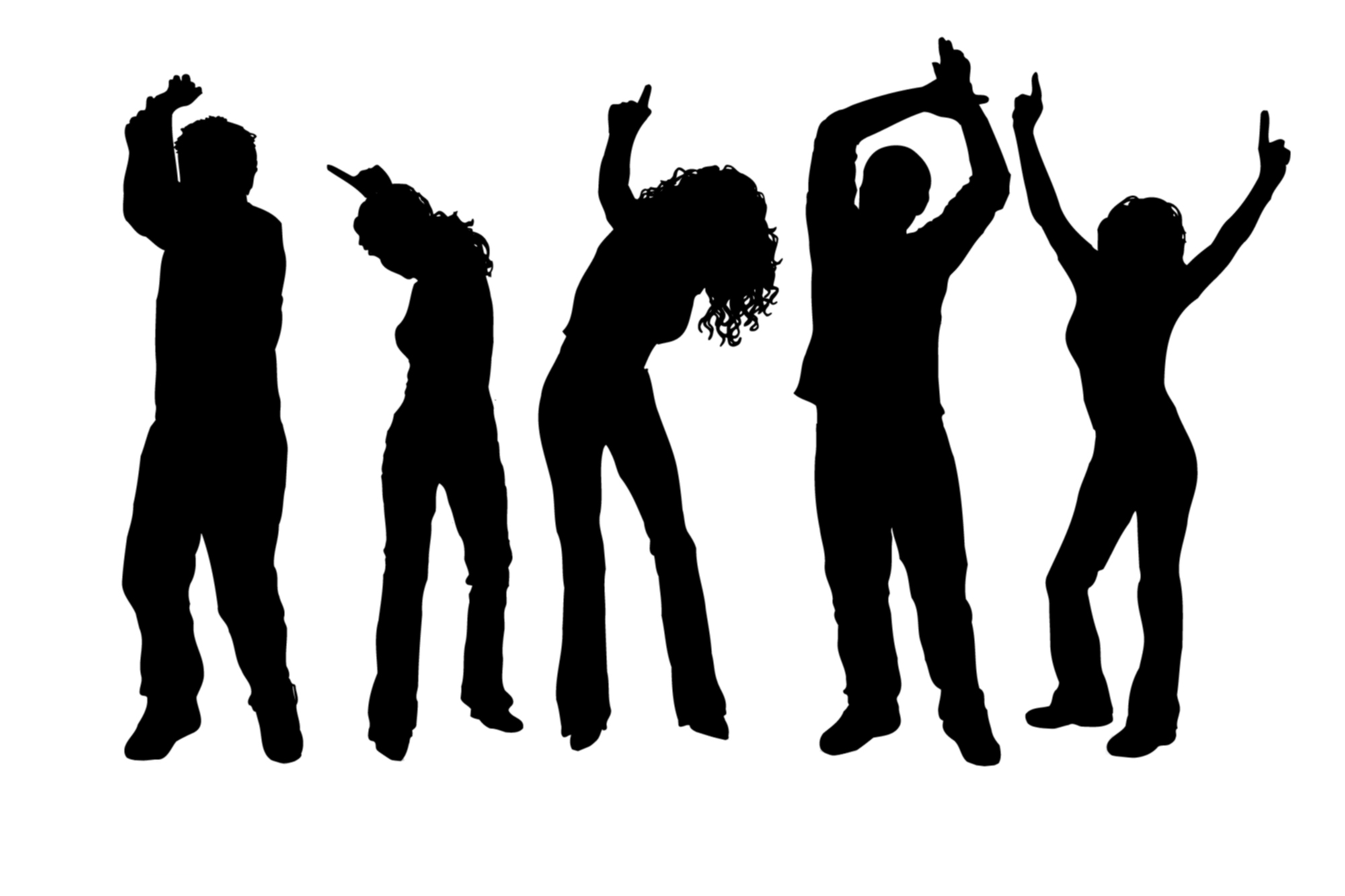 Dance Party Clipart Clipart Panda Free Clipart Images regarding Free Clip Art Dancers