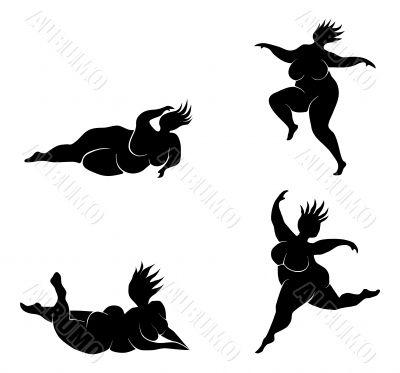 dancer-jumping-silhouette-1125259 jpgDancer Jumping Silhouette