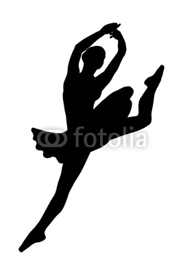 dancer-jumping-silhouette-400 F 44943825    Dancer Jumping Silhouette