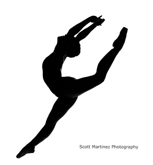 Dancer Jumping Silhouette   Clipart Panda - Free Clipart ... Dancing Clipart Black And White