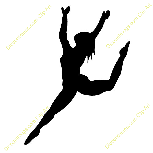 Dancer Leaping Clipart | Clipart Panda - Free Clipart Images