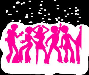 Dancing Clip Art