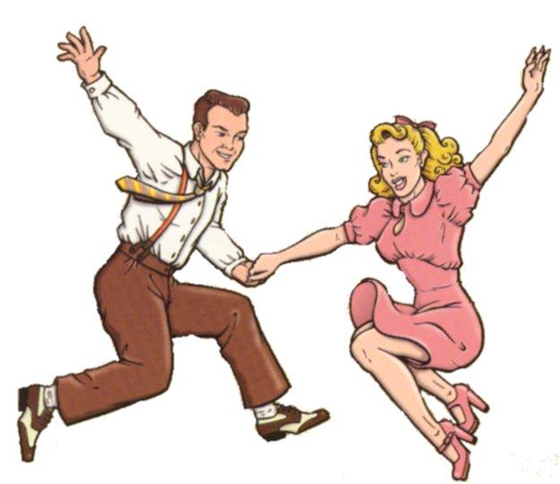 dancing clipart