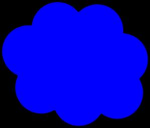 Dark Cloud Clip Art