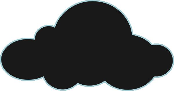 Dark Cloud Clipart | Clipart Panda - Free Clipart Images