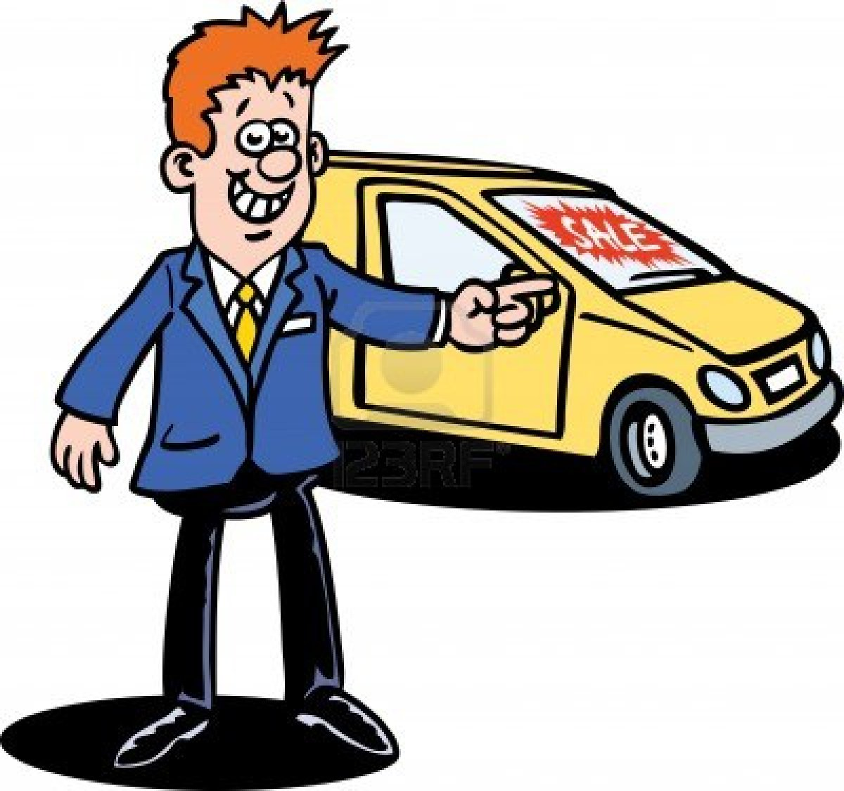 clipart car dealership - photo #3