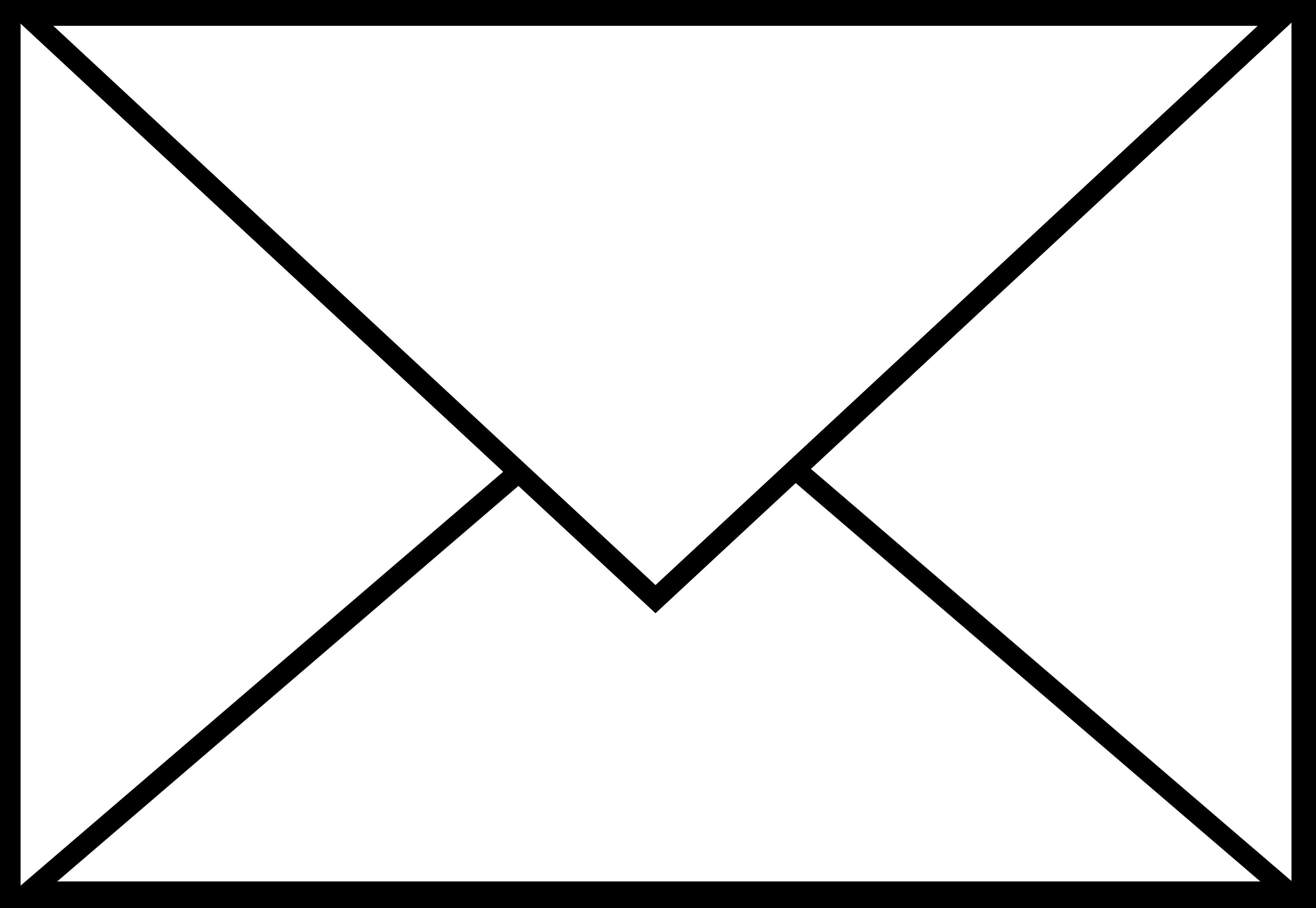 envelope clipart black and white clipart panda free clipart images rh clipartpanda com Postal Mailbox Clip Art Postal Mailbox Clip Art