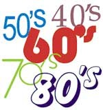 Image result for decades clipart