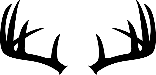 deer antlers clipart clipart panda free clipart images rh clipartpanda com single deer antler clip art deer antler clip art black and white