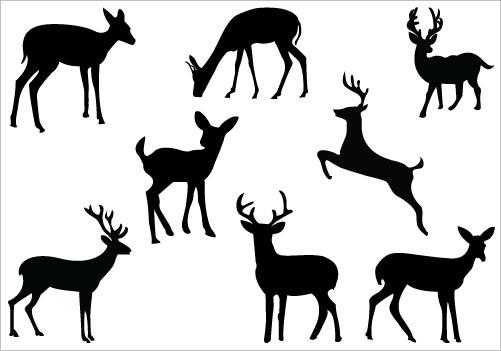 Deer Clip Art Vector | Clipart Panda - Free Clipart Images