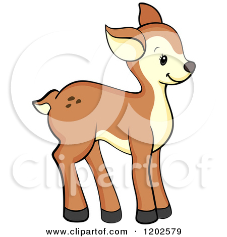 cute baby deer clipart clipart panda free clipart images rh clipartpanda com mom and baby deer clipart free baby deer clipart