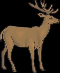 brown deer clip art vector clipart panda free clipart images rh clipartpanda com john deere clipart images running deer images clip art