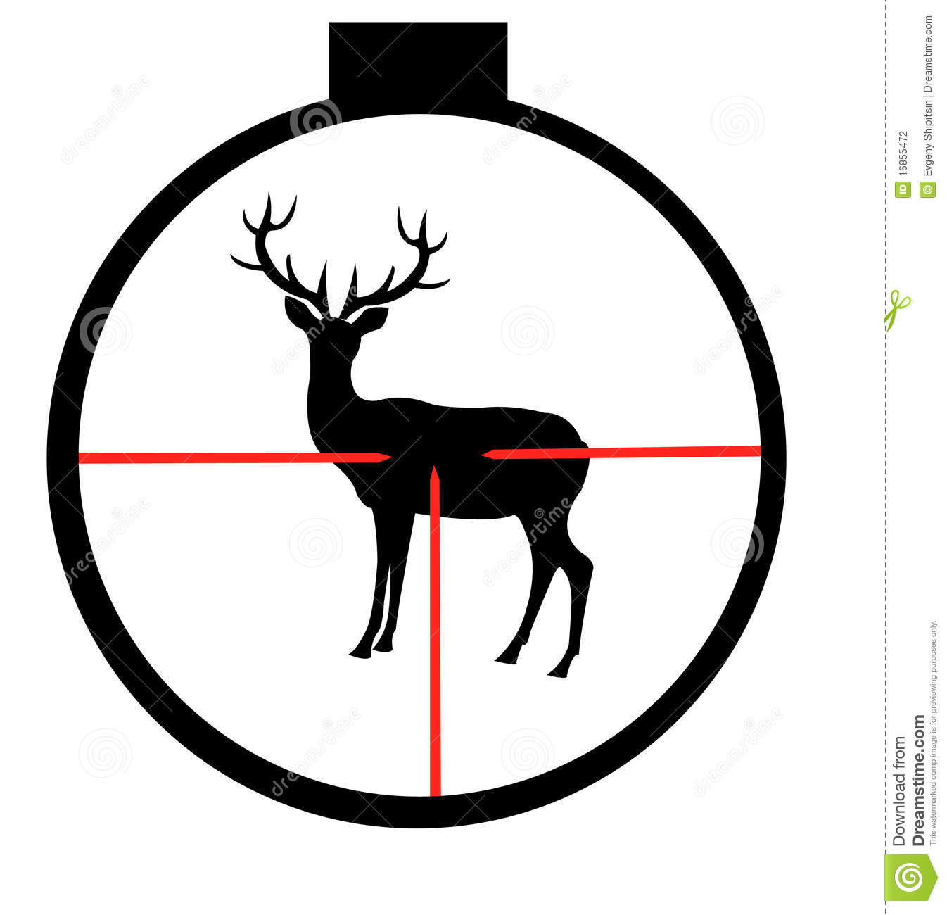 Deer Hunting Clipart | Clipart Panda - Free Clipart Images