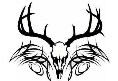 deer%20skull%20clipart