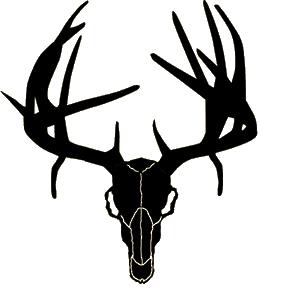 deer skull clip art whitetail clipart panda free clipart images rh clipartpanda com mule deer skull clipart deer skull clip art graphics