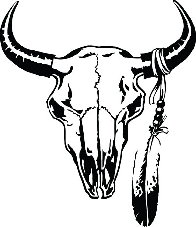 1233880 furthermore Demon Skull Clipart additionally How To Draw A Mouse For Kids likewise Cattle Skull Decal 47870057 moreover File Skull and crossbones. on deer head clipart