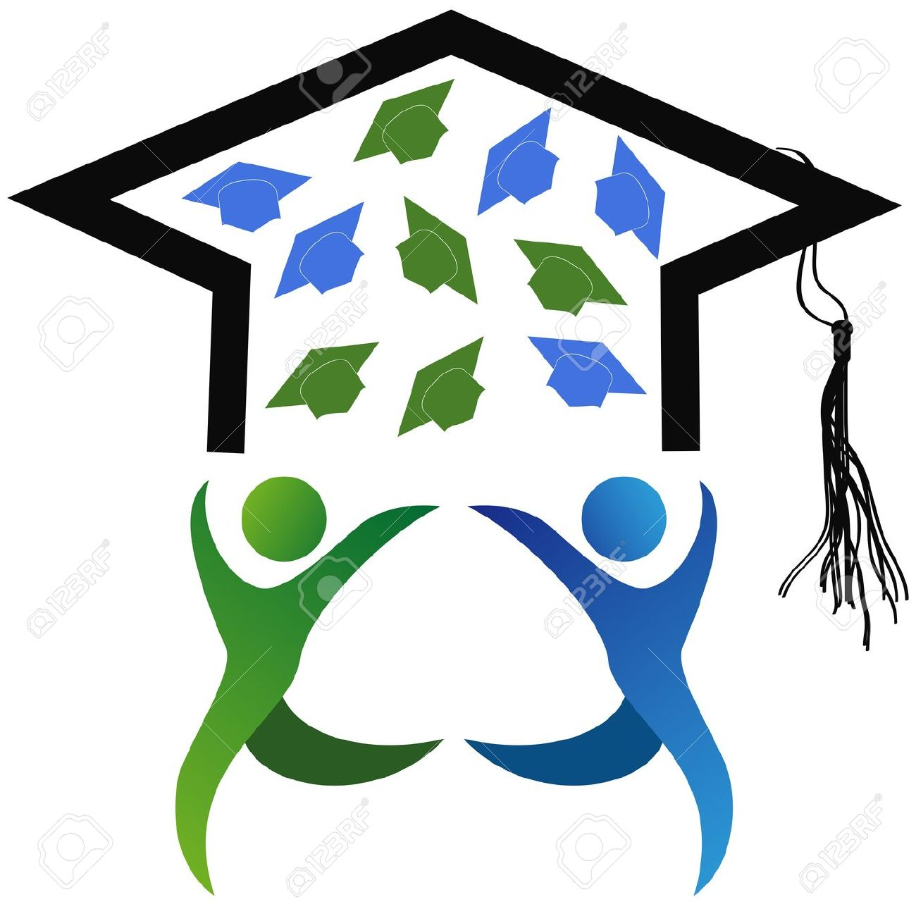 Degree The Symbol Of Students Clipart Panda Free Clipart Images