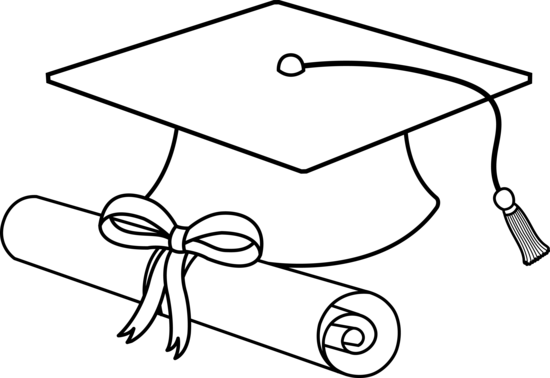 Student Clipart Black And White: College Student Clipart Black And White