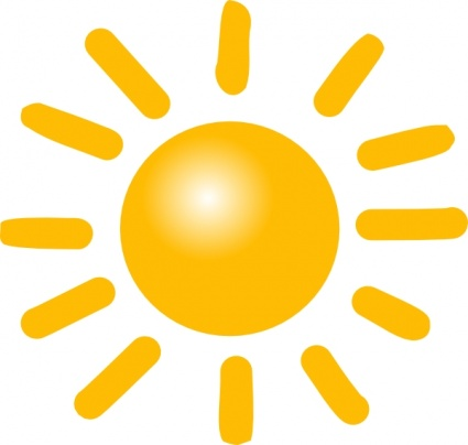 Good Weather Clipart | Clipart Panda - Free Clipart Images