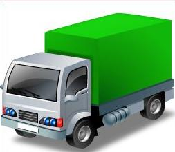 delivery truck clipart panda free clipart images rh clipartpanda com red delivery truck clipart delivery truck clipart free