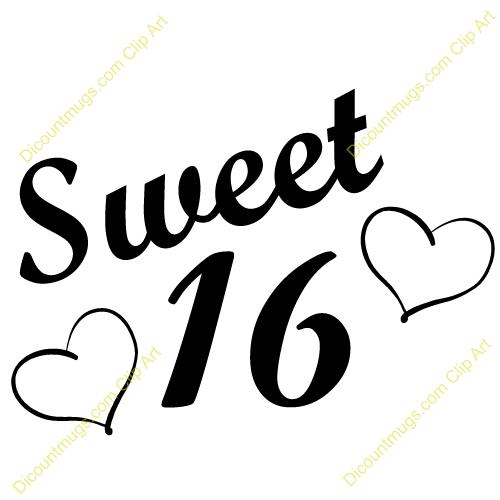 sweet 16 clip art clipart panda free clipart images rh clipartpanda com sweet 16 clip art free sweet 16 clipart