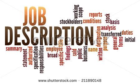 Clip Art Job Description Clipart Download – Stocker Job Description